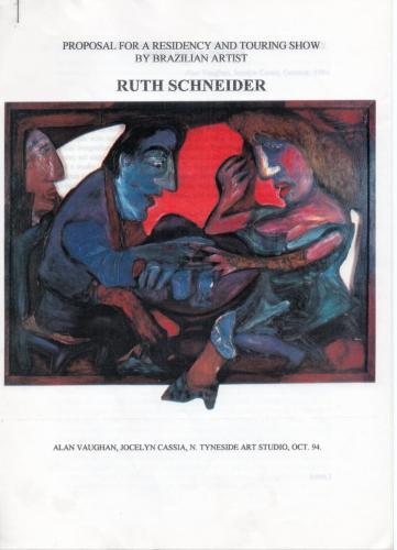 1994 proposal Ruth Schneider